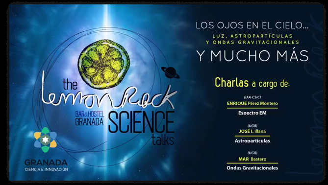 Charla en Lemon Rock
